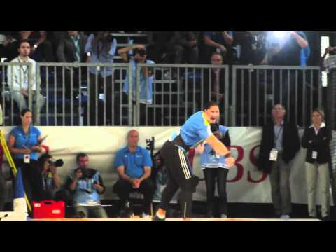 Valerie Adams 20.02m in Zurich