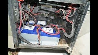 Battery Upgrade: Battle Born Lithium