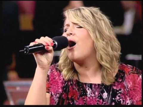 GRACE LARSON :: In the valley he restoreth my soul & How great thou