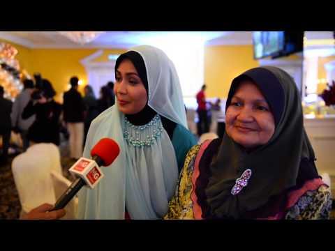 Sambutan Ulang Tahun Ke-36 Datuk Siti Nurhaliza video