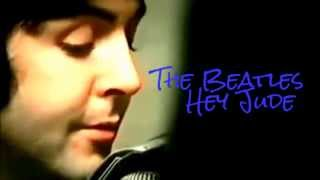 The Beatles - Hey Jude - Subt en Español - Video Remix