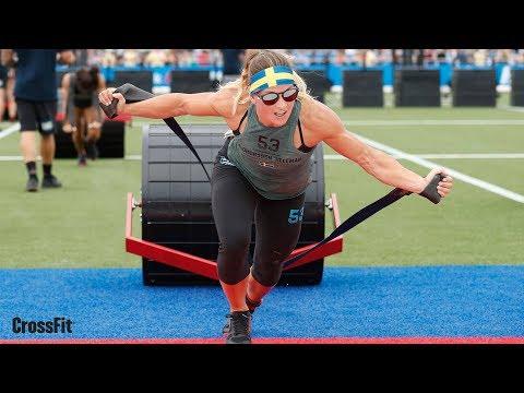 2018 CrossFit Games | Individual Chaos