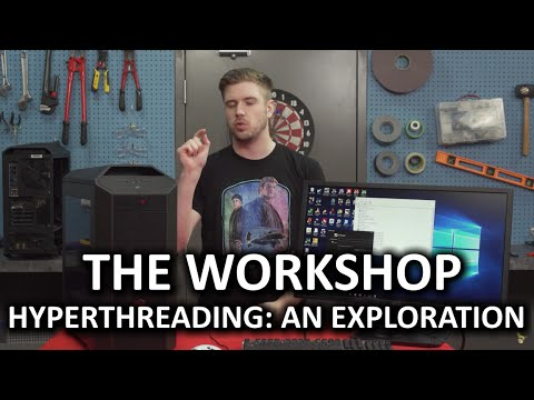 How does Windows utilize Hyperthreaded cores? - The Workshop
