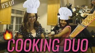 COOKING WITH ADI | Pokimane