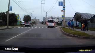 Альгешево, остановка транспорта, Чебоксары