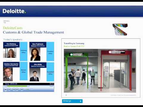 Customs & Global Trade Management