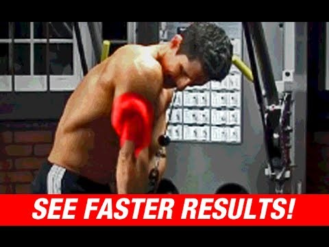 Tricep Workout Fix (SEE FASTER RESULTS!) Image 1