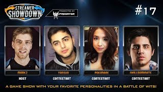 Streamer Showdown #17 - LoL Edition (feat. Pokimane, Yassuo, IWillDominate, & MarkZ)