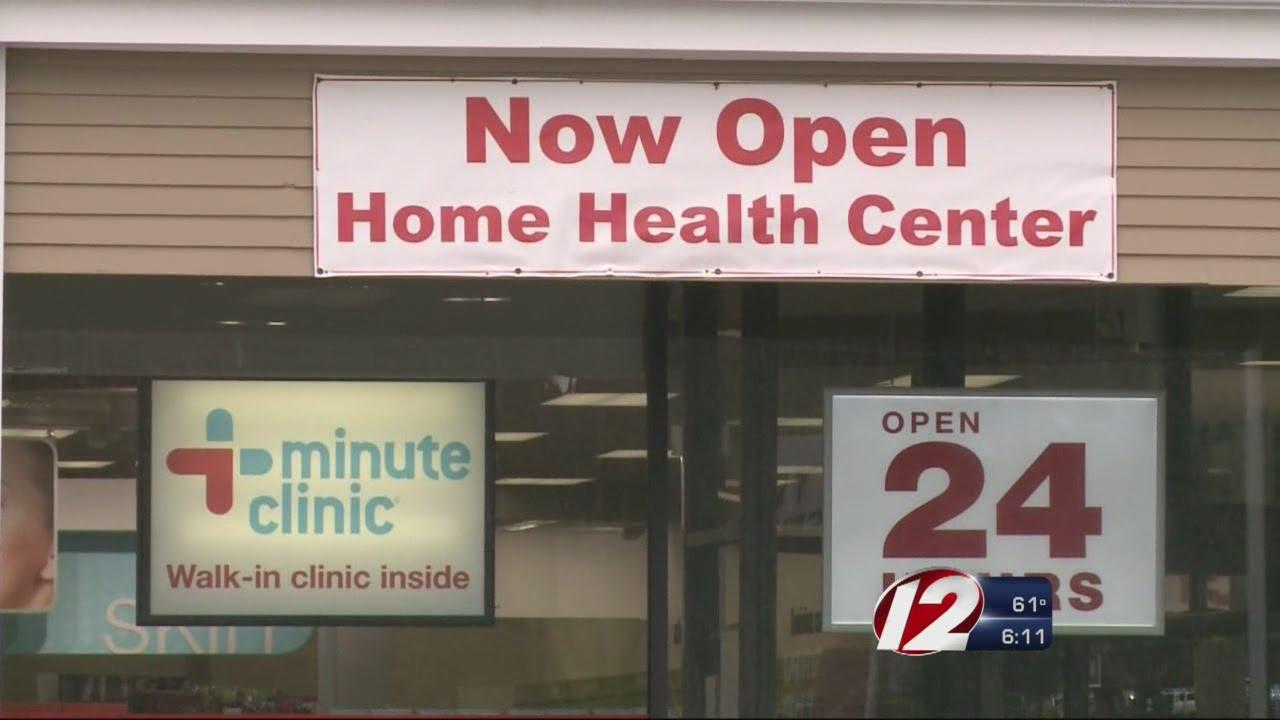 Minute Clinic Woonsocket Rhode Island