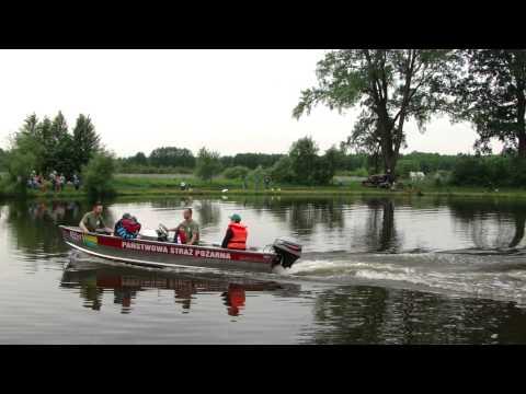 Wędkarski Piknik Z Okazji Dnia Dziecka - Głuchów - 02.06.2013 - łódka