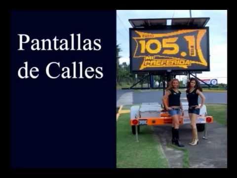 Alquiler de Pantallas en Nicaragua | Agencia de Publicidad en Nicaragua