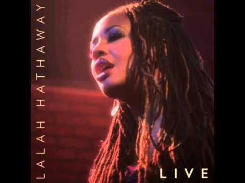 Angel (Live)- Lalah Hathaway