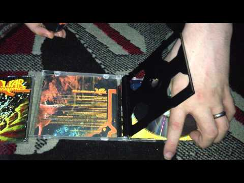 Nostalgamer Unboxes The Flaming Lips At War With The Mystics CD And CD DVD 5.1 Surround Sound