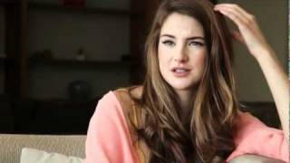 Beauty Secrets from Shailene Woodley (from The Secret Life of The american Teenager)