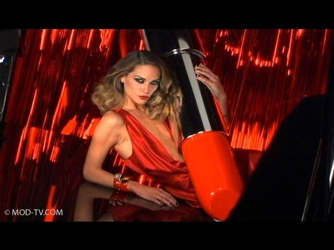 MAYBELLINE NY SUPERMODEL Calendar 2010 -  Making of  Video | MODTV
