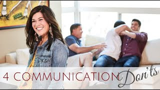 Marriage Advice: 4 Biggest Communication Mistakes in Relationships