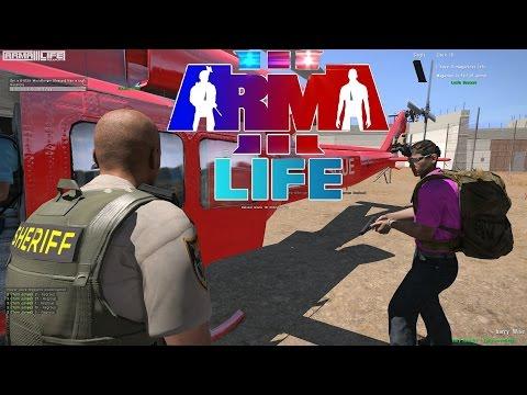 ARMA 3 life - Ebola Outbreak