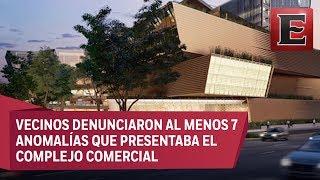 Plaza Artz Pedregal ya había registrado irregularidades