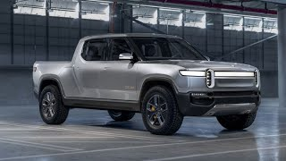 Ford is investing $500 million in electric truck maker Rivian