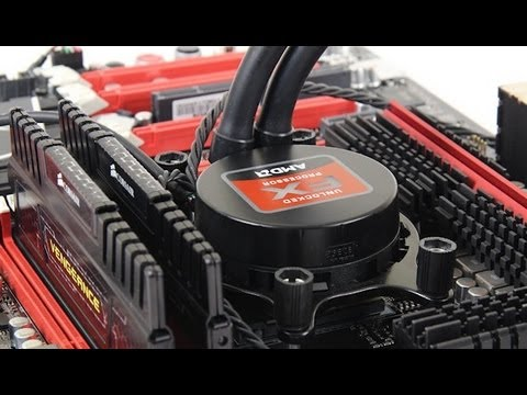 AMD FX-9590 5GHz 8-Core CPU Pricing & Benchmarks!