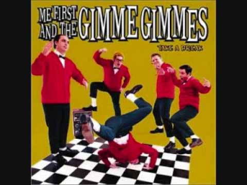 Me First And The Gimme Gimmes - Where Do Broken Hearts Go