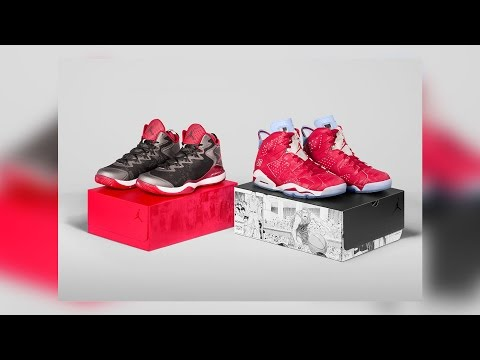 Jordan Brand X Slam Dunk: Everything You Need To Know video
