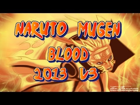 media download naruto blood mugen 2013 v3