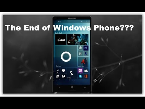 The end of Windows Phone???  Microsoft $7.8B Write down of Nokia Acquisition