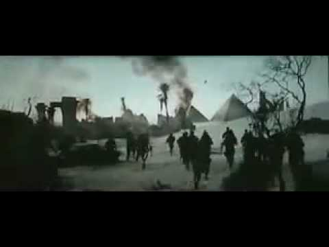 Transformers 2 Revenge of the Fallen Optimus vs Megatron and The Fallen