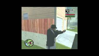 gta san andreas cj va ha silent hill parte 1