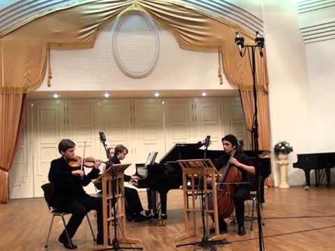 Феликс Мендельсон - Соната для виолончели №1 op.45