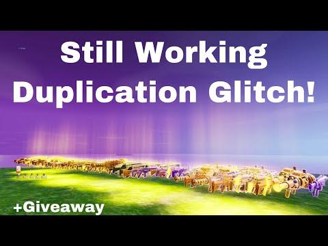 Still Working Method Duplication Glitch! Fortnite Save The World