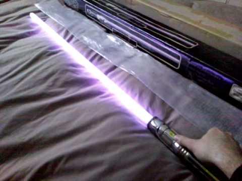 Master Replicas fx Lightsaber Construction fx Lightsaber sw 206 Master