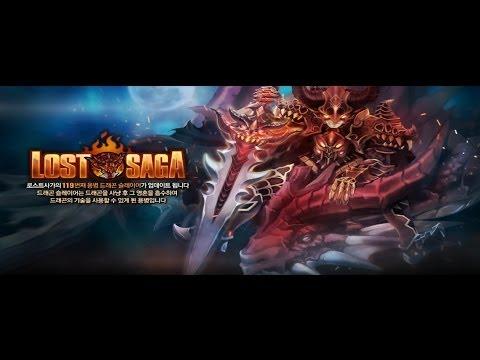 Korean Lost Saga Dragon Slayer First Look Hero 119