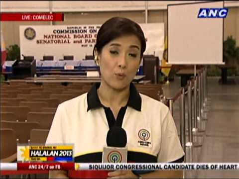 Bernadette Sembrano reports on other problems the poll