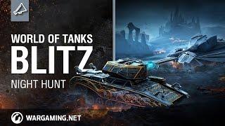 World of Tanks Blitz - Halloween Event: Night Hunt