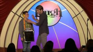The Property Brothers - Jonathan Silver Scott Performs Magic with MURRAY at Tropicana Hotel