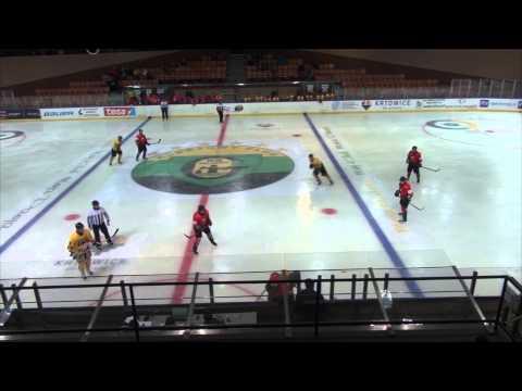 HC GKS Katowice - Naprzód Janów 3:11 (1:6, 0:4, 2:1)