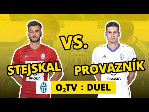 O2 TV Duel: Adam Provazník a Jan Stejskal jedou speciální piškvorky