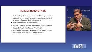 INET and Economics in Cambridge