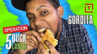 The Best Cheap Gordita in New York City || Operation $5 Lunch
