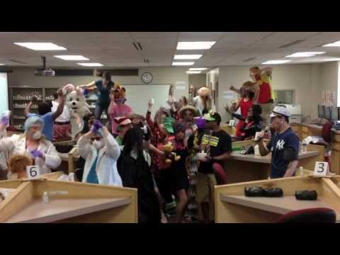 University of South Carolina College of Pharmacy Harlem Shake
