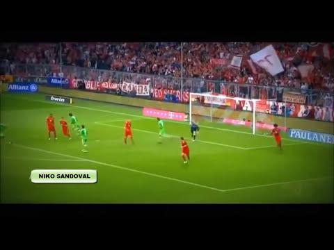 Las Mejores Atajadas de Manuel Neuer 2013