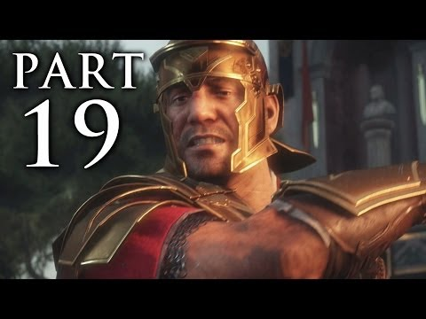 Ryse Son of Rome Gameplay Walkthrough Part 19 - Last Stand (XBOX ONE)