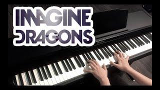 Download Lagu Imagine Dragons - Natural (Piano Cover + SHEET MUSIC) Gratis STAFABAND
