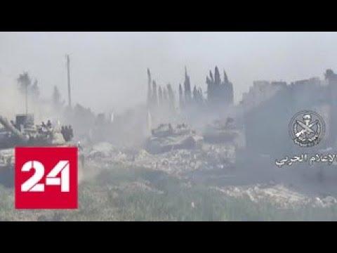 ВВС Израиля нанесли ракетный удар по сирийскому аэродрому Тифор - Россия 24