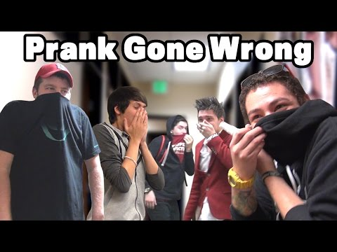 Fart Spray Prank Gone Wrong!