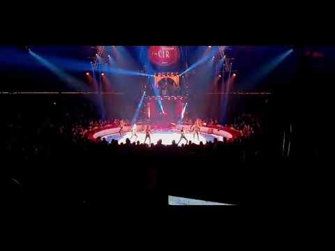 Argendance Girls en el Circ Elefant d'Or