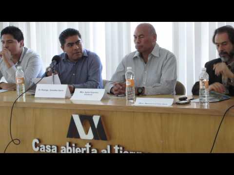 """Revista Nota al Pie""""Presentación Quinto Número"""" Dr. Miguel Gonzalez Ibarra"""