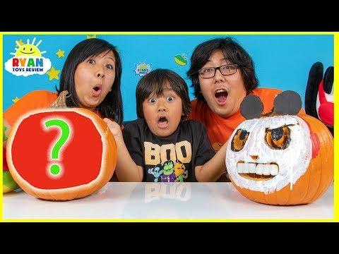 Halloween Pumpkin Decoration Challenge!!!